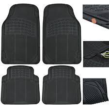 100 Heavy Duty Truck Floor Mats SponsoredeBay Rubber Car 10 Pack Black