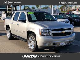 Pre-Owned 2010 Chevrolet Avalanche 4WD Crew Cab LS Truck In ...