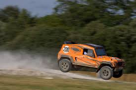 100 Bowler Truck Spirit Of Dakar The Worlds Toughest Rally Oracle Time