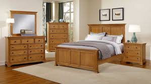 Cheerful Bedroom Design With Light Oak Furniture For How Can Look