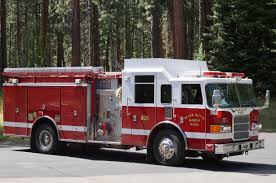 100 Black Fire Truck Engine 821 Butte Department
