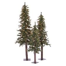 Downswept Pencil Christmas Tree by Crafty Inspiration Skinny Artificial Christmas Trees Excellent
