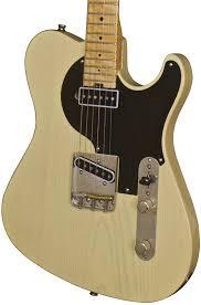 SOLD Asher 2012 Redd Volkaert Signature Model Guitar