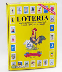 Loteria A Bilingual Board Game