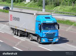 100 26 Truck FRANKFURTGERMANY MAY DB SCHENKER Stock Photo Edit Now