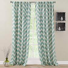 zigami rod pocket back tab window curtain panel bed bath beyond