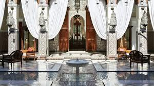 bureau d etude marrakech le royal mansour élu meilleur hôtel du continent africain 2017