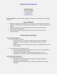 Factory Worker Resume Examples No Experience New Production