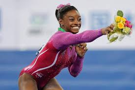 Simone Biles Floor Routine 2014 by 17 Year Old Gymnast Simone Biles Is American Woman With Most Gold