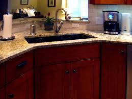 Blind Corner Kitchen Cabinet Ideas by Bathroom Fetching Help Needed Corner Kitchen Sink Hack From Lazy