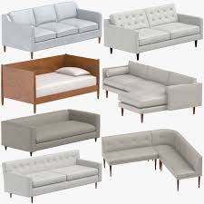 100 Images Of Modern Sofas MidCentury