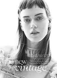 Modern Vintage Fashion British Vogue The New