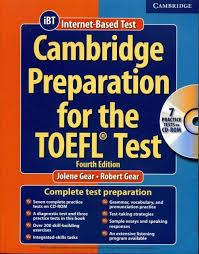 Cambridge TOEFL Test Cover Image