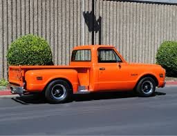 100 Chevy Stepside Truck For Sale 1972 Truck For Sale