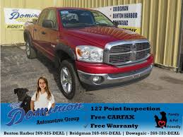 Pre-Owned 2008 Dodge Ram 1500 SLT Crew Cab Pickup In Bridgman ... 2018 Ram 1500 For Sale In F Mn 1c6rr7tt6js124055 New 2019 For Sale Kokomo In Bedslide Truck Bed Sliding Drawer Systems 5year1000mile Diesel Powertrain Limited Warranty Trucks 1997 Dodge 4x4 Xcab Lifted 6 Month Photo Picture 2017 Rebel Black Edition Truck The Prospector Xl Is An Expeditionready With A Warranty 2014 Ram Promaster Truck Camper Dubuque Ia Rvtradercom Certified Preowned 2016 2500 Laramie Longhorn W Navigation Review Car And Driver Lease Incentives Offers Near Dayton Oh