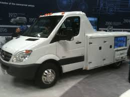 Mercedes-Benz Positioning Sprinter Commercial Vans As
