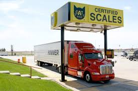 100 Iowa 80 Truck Wash CAT Scale Stop