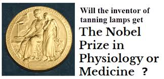 Tanning Lamps For Psoriasis by Inventor Of The Tanning Lamp Nominated For The Nobel Prize The