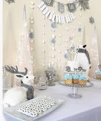 8f110ca40bff0455d89a57bd4532e296 Winter Wonderland Baby Shower Ideas