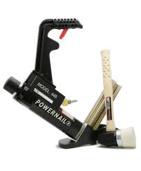 Hardwood Floor Nailer Harbor Freight by Amazon Com Powernail Model 445 16 Gauge Flooring Nailer Home