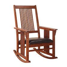 100 Unique Wooden Rocking Chair Acme Furniture 59214 Kloris Tobacco