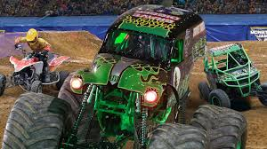 Monster Jam Triple Threat Series @ SAP Center, San Jose [2 September]