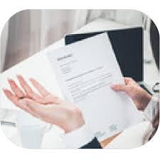Beratung Und Hilfe Brief Zur Hand