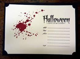 Free Halloween Invitation Templates Microsoft by Halloween Invitation Templates Free Iidaemilia Com