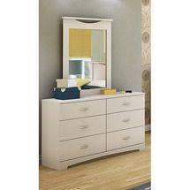 6 drawer dresser white monterey dresser drawers and bedrooms