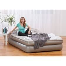 Aerobed Raised Queen With Headboard by Attractive Aerobed With Headboard Aerobed Comfort Anywhere 18 Air