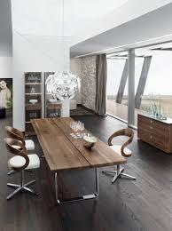 team 7 massivholz esstisch modern innenarchitektur