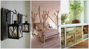 28 Rustic Decorating Ideas For Your Home This Fall