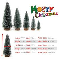 Realistic Artificial Christmas Trees Nz by Mini Christmas Tree Home Wedding Decoration Supplies Artificial