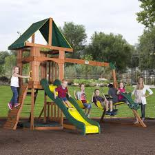 Backyard Discovery Tanglewood Cedar Wood Swing | Home Outdoor ... Shop Backyard Discovery Prestige Residential Wood Playset With Tanglewood Wooden Swing Set Playsets Cedar View Home Decoration Outdoor All Ebay Sets Triumph Play Bailey With Tire Somerset Amazoncom Mount 3d Promo Youtube Shenandoah