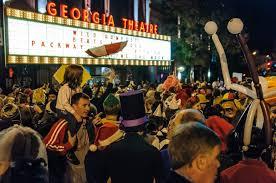Five Points Halloween In Five by 6 Of Georgia U0027s Best Halloween Events