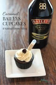 Caramel Baileys Cupcakes