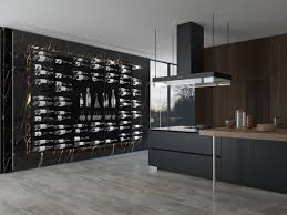 100 Glass Walled Houses Enclosed Wine Cellars STACT Wine Racks