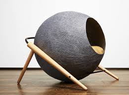 modern cat cat cocoons cozy feline furniture fits into modern homes