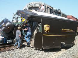 Train Collides With UPS Truck In Stilwell | Fort Smith/Fayetteville ...