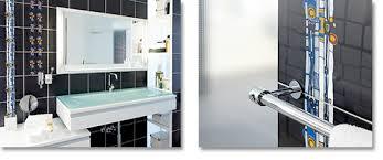 galerie im bad mit hunderwasser fliesen auf www traumbad de