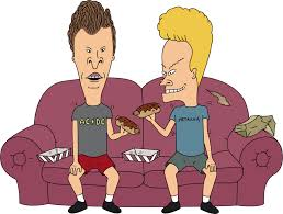 Beavis And Butthead Halloween Pictures by Image Beavis And Head By Frow7 D4h6s7s Png Teen Titans Go