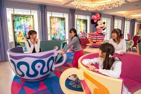 100 Alice In Wonderland Restaurant Tokyo Worlds Most Unique Themed Cafes 2CENTS