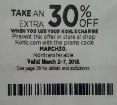 Kohls 30% OFF Coupon Code In Store And... - Kohls 30 Off ... Kohls Coupon Codes This Month October 2019 Code New Digital Coupons Printable Online Black Friday Catalog Bath And Body Works Coupon Codes 20 Off Entire Purchase For Promo By Couponat Android Apk Kohl S In Store Laptop 133 15 Best Black Friday Deals Sales 2018 Kohlslistens Survey Wwwkohlslistenscom 10 Discount Off Memorial Day Weekend Couponing 101 Promo Maximum 50 Oct19 Current To Save Money
