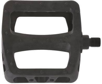 Odyssey Bike Twisted Pedals - Black, 1/2""