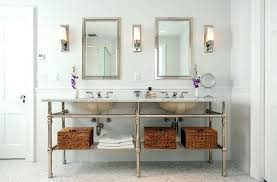 sconce bath lighting sconces industrial bathroom sconce see this