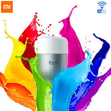 wholesale original xiaomi mi yeelight led bulb colorful version