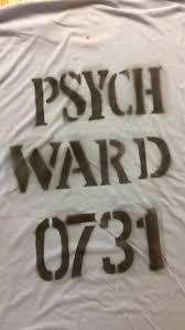 Psych Halloween Episodes by Psych Ward Halloween Costume Spray Stencil Halloween Costumes