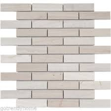 Image Is Loading White Oak Gray Marble Stone Mosaic Tile Texture
