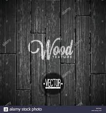 Vector Wood Texture Background Design Natural Dark Vintage Wooden Illustration