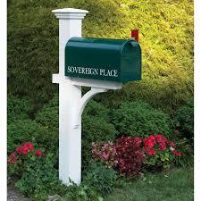 100 Letterbox Design Ideas Artistic White Green Mailbox Idea Creative And Amazing